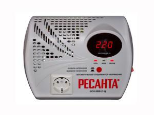 Стабилизатор напряжения Ресанта ACH-500Н/1-Ц
