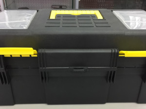 "Уценка Ящик для инструмента 410х210х185мм, 16"" Т4P"
