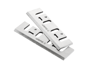 Ножи быстрорежущие к рубанку Зубр 110 мм