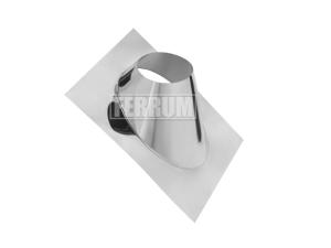 Крышная разделка угловая, 430/0,5, Ф280 Ferrum