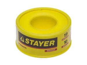 Фумлента 0,40г/см3, 19мм х10м Stayer